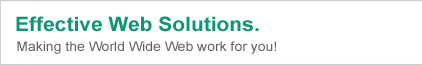 Effective Web Solutions